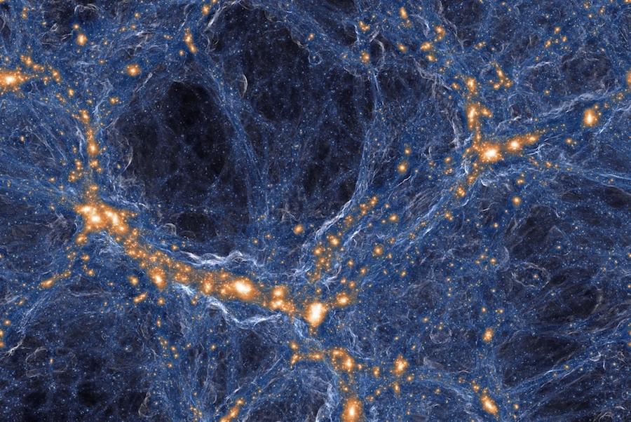 نوع مفقود من المادة المظلمة قد يحل اللغز الفيزيائي الأكبر