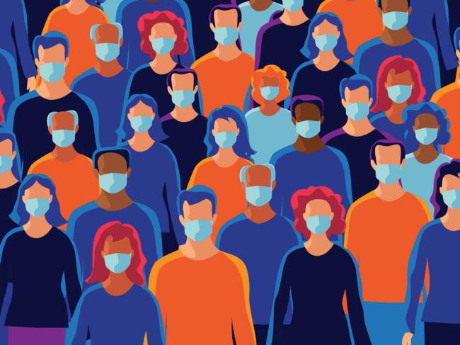 ما مناعة القطيع أو المناعة الجماعية - سكان منطقة ما لديهم مناعة كافية لمنع تفشي وانتقال المرض - المناعة ضد الفيروسات - وقف انتشار المرض