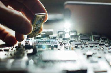 صناعة معالجات الكمبيوتر