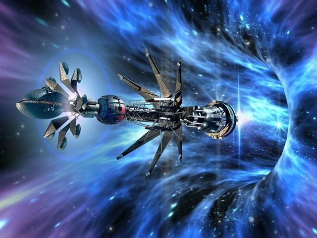 هل السفر عبر النجوم ممكن؟