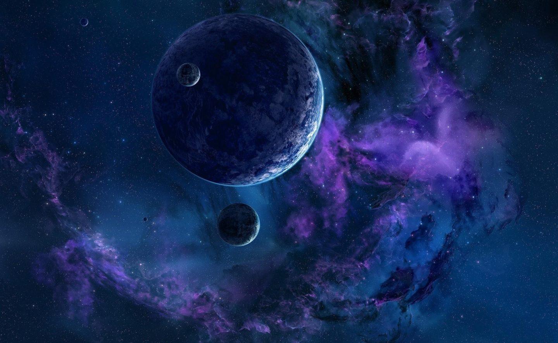 هل تخيلت شكل المادة المظلمة ؟