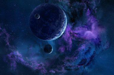 هل تخيلت شكل المادة المظلمة - المادة التي لا تتفاعل مع الضوء - تأثير الجاذبية الذي تحدثه المادة المظلمة في الضوء والمواد الأخرى