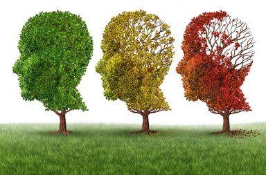 الخلل الوظيفي المرتبط بفيروس العوز المناعي HIV فيروس نقص المناعة البشرية مرض الزهايمر خلل الدماغ ضعف الإدراك الفكري الخلل العصبي الخرف