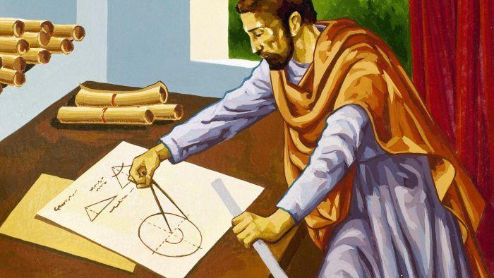 ما هي مسلمات إقليدس وما أهميتها؟