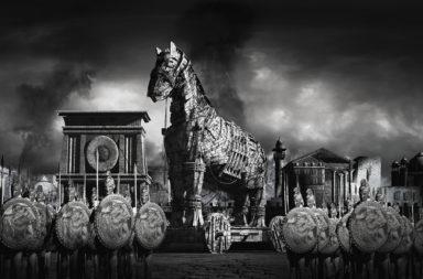 طروادة: حصان وحرب - صراع في العصر البرونزي بين مملكتي طروادة واليونان الميسينية - ما قصة حرب طروادة في الحرب البرونزي - قصة حصان طروادة