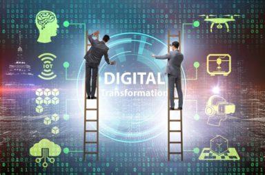 فيروس كورونا والتحول الرقمي - استبدال طريقة التواصل وجهًا لوجه - العمل من المنزل - عدم الذهاب إلى العمل - الشراء عبر الإنترنت من المنزل