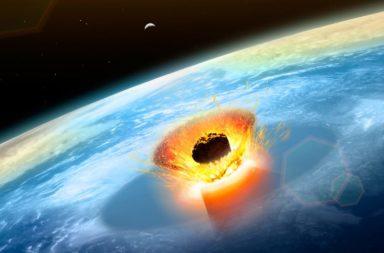 غبار من النيزك الذي أنهى عهد الديناصورات يحسم الجدل حول انقراضها - كيف انقرضت الديناصورات؟ هل تسبب نيزك بنهاية الديناصورات؟
