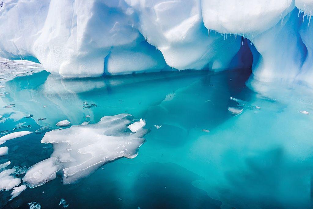 القطب الجنوبي: حقائق ومعلومات مثيرة