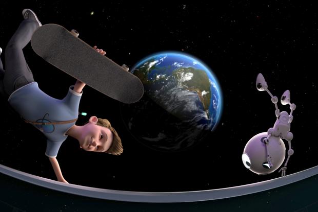 كيف تعمل الجاذبية ؟
