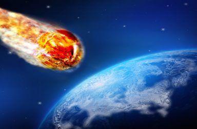 ما هو الفرق بين الكويكب والشهاب والنيزك