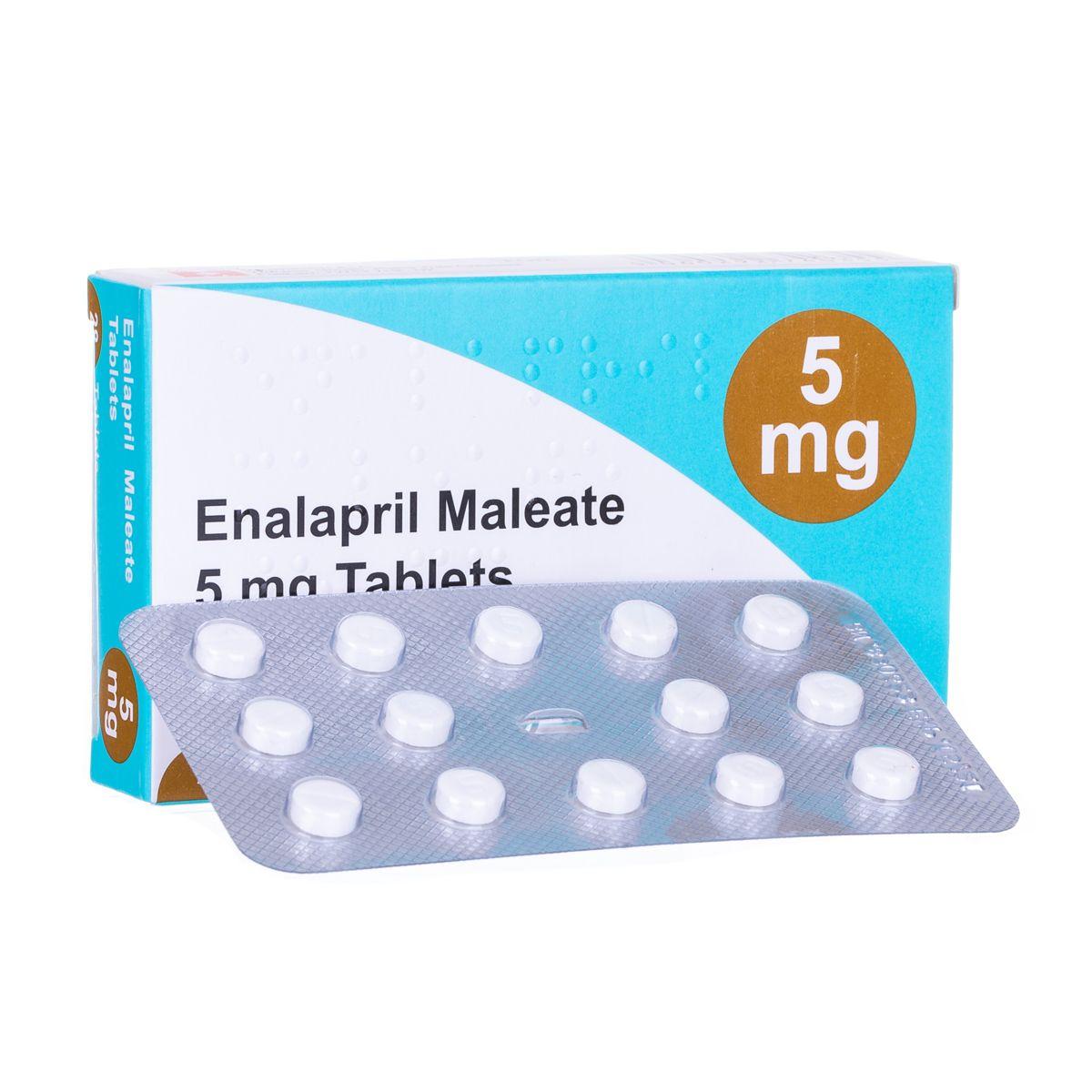 الإنالابريل: إرشادات الاستخدام والآثار الجانبية والتحذيرات - دواء من مثبطات الإنزيم المُحوّل للأنجيوتنسين - دواء علاج قصور القلب الاحتقاني