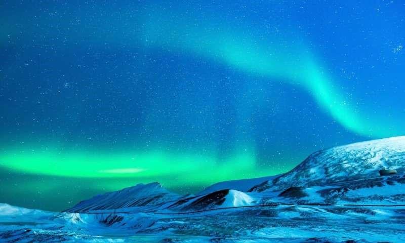 تغير الحالة المناخية للقطب الشمالي