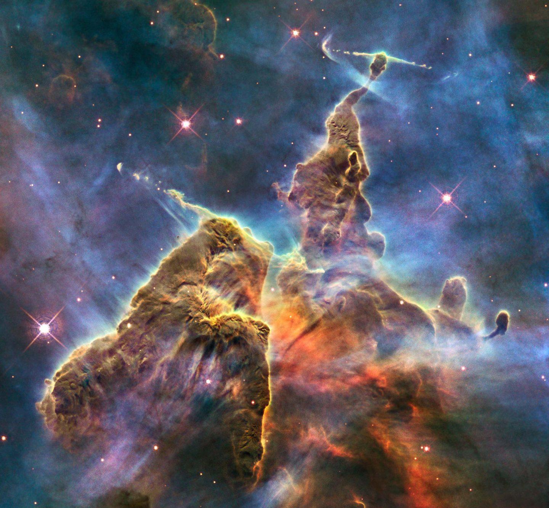 كيف تشكلت النجوم ؟