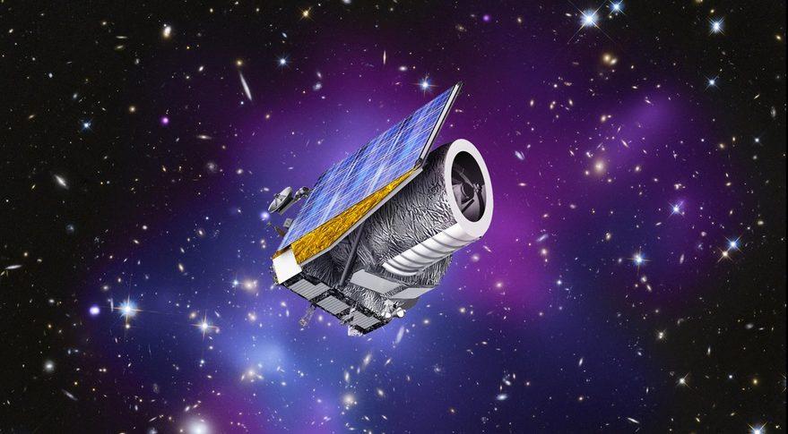 هكذا سيصور التليسكوب إقليدس المادة المظلمة