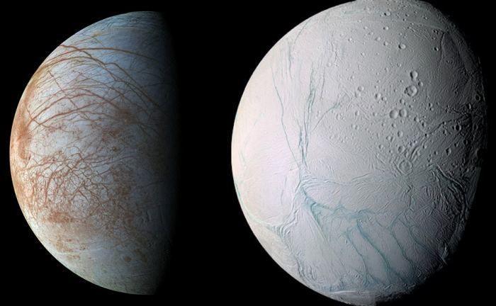 هل من الممكن حقًّا أن توجد حياة تحت سطح الأقمار الجليدية؟