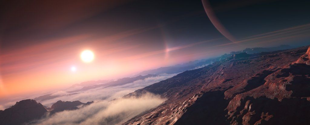 إن كان العيش ممكنًا في الكواكب داخل مدار النظام الشمسيّ، فماذا عن الواقعة خارجه؟ هذا ما حدّده العُلماء أخيرًا