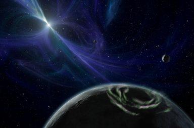 العلماء يرصدون للمرة الأولى خللًا في سلوك هذا النجم النابض - خلل في سلوك نجم نابض - PSR J0908-4913 (اختصارًا J0908) - تردد النجم النابض ودورانه