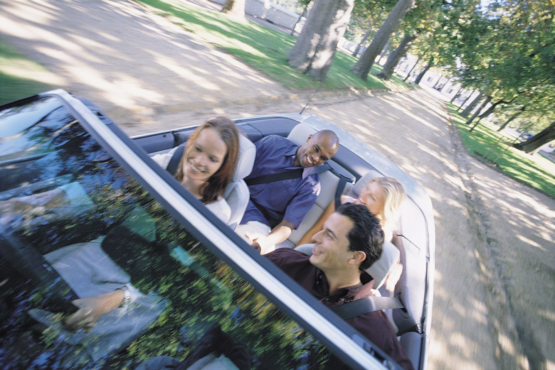 كيف تختار المسار الأسرع أثناء القيادة؟
