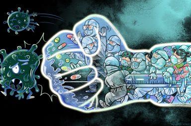 ربما يملك بعض الأشخاص حصانة ضد فيروس كورونا - خلايا تائية مساعِدة قادرة على التعرف على الفيروس والقضاء عليه - الإصابة بنزلات البرد