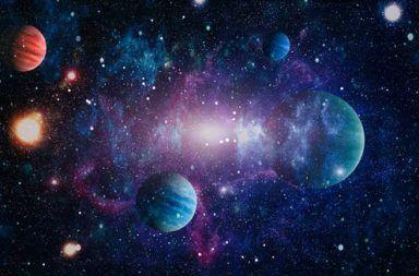 كم يبلغ عدد المجرات في الكون تلسكوب هابل دراسة الفضاء ضوء النجوم البعيدة ضوء المجرات البعيدة حقل هابل العميق توسع الكون الفلك