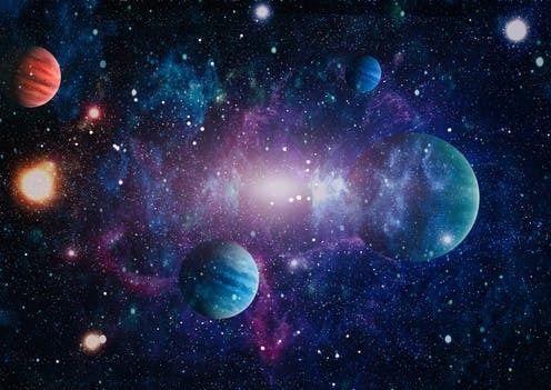 كم يبلغ عدد المجرات في الكون ؟