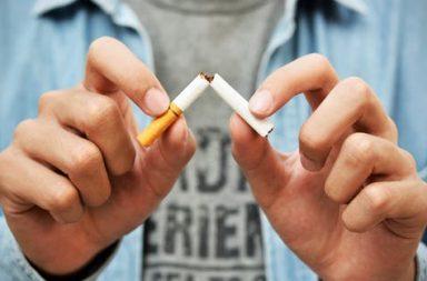 خبر سعيد للمدخنين، لم يفت الأوان بعد - الإقلاع عن التدخين مفيد لصحتك - حتى المدخنين الشرهين لديهم فرصة لتقليل خطر الإصابة بسرطان الرئة