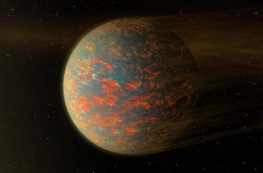 إلقاء نظرة من كثب على الغلاف الجوي لكوكب خارجي - فرصتنا الأفضل حتى الآن لإلقاء نظرة من كثب على غلاف جوي لعالم خارجي - Gliese 486 b - كوكب خارجي