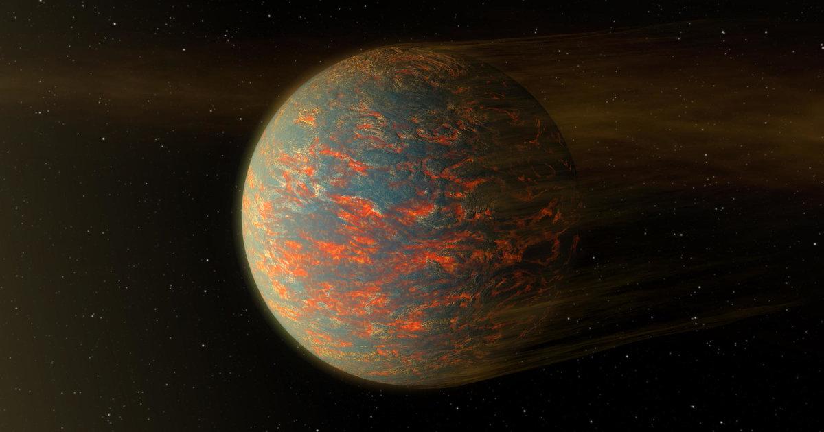 قد يكون هذا الكوكب فرصتنا الأفضل لإلقاء نظرة على غلاف جوي لعالم خارجي