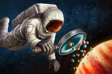 اكتشاف نظائر لأول مرة في الغلاف الجوي لكوكب خارج المجموعة الشمسية على كوكب غازي خارج المجموعة الشمسية يسمى TYC 8998-760-1 b