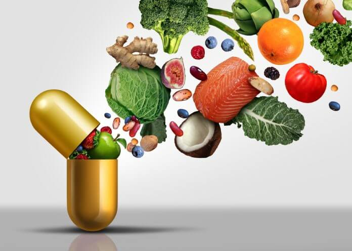 لماذا يجب أن تحصل على العناصر الغذائية من الطعام وليس المكملات الغذائية ؟