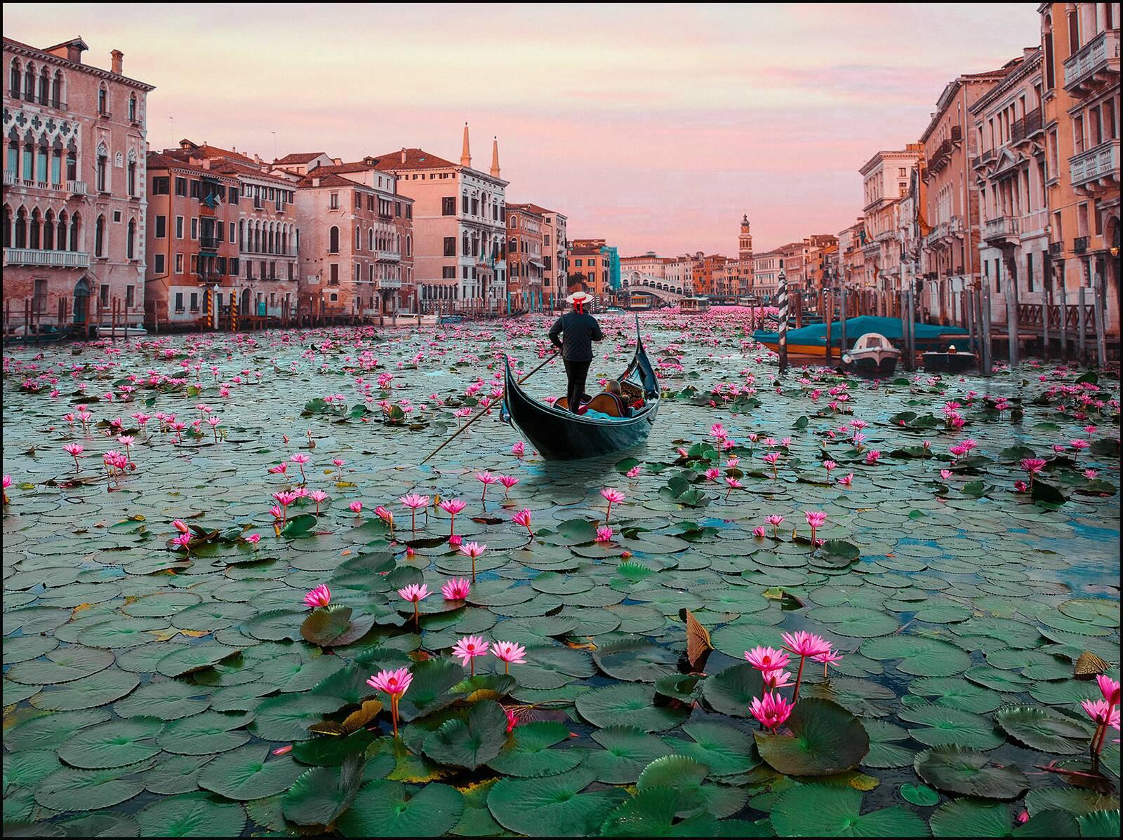 لمحة تاريخية عن مدينة البندقية - تاريخ مدينة البندقية منذ النشوء حتى الإدرهار والسقوط - المدينة الإطالية المشهورة بقنواتها المائية