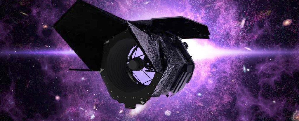 اكتمال قلب تليسكوب نانسي رومان - تليسكوب فضائي واسع المجال يعمل بالأشعة تحت الحمراء - رصد الأجسام الكونية القريبة والبعيدة