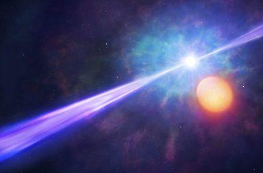 ما هو انفجار أشعة غاما - الاشعاعات الكونية - أقوى وألمع الانفجارات الكونية - أشعة غاما تنتج كمية طاقة مماثلة لتلك التي تنتجها الشمس بداخلها