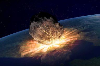 كويكب مظلم كان وراء تشكل فوهة تشيكشولوب وانقراض الديناصورات - ما الشيء الذي أدى إلى انقراض الديناصورات؟ حزام الكويكبات - الكندرويتات الكربونية