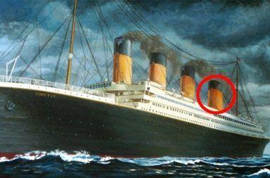 حقائق عن التيتانيك: السفينة التي لا تغرق القصة الحقيقية لسفينة التايتانيك كيف غرقت سفينة تايتانيك لماذا غرقت سفينة تايتانيك