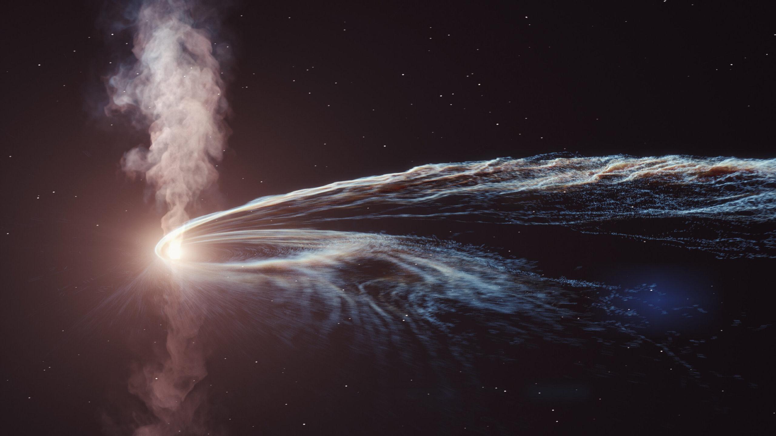 رصد الجسيمات الشبحية النيوترينوات من حطام نجم ممزق - كيف تمكن العلماء من رصد ولادة الجسيم الشبحي أو النيوترينو أحد الحطامات النجمية