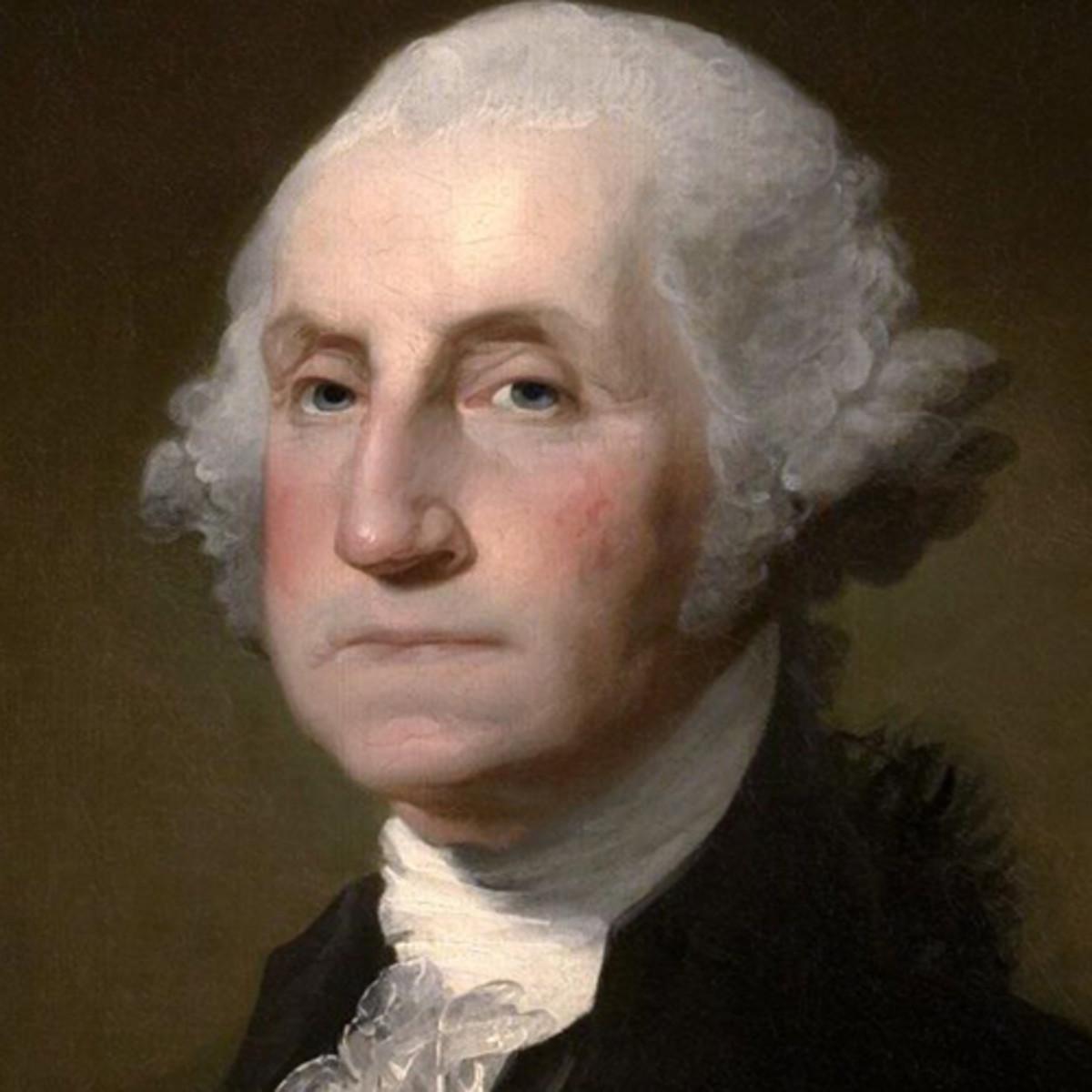 جورج واشنطن: سيرة شخصية