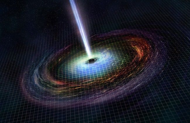 لأول مرة: تقارير مبدئية ترصد تصادم بين ثقب أسود و نجم نيوتروني