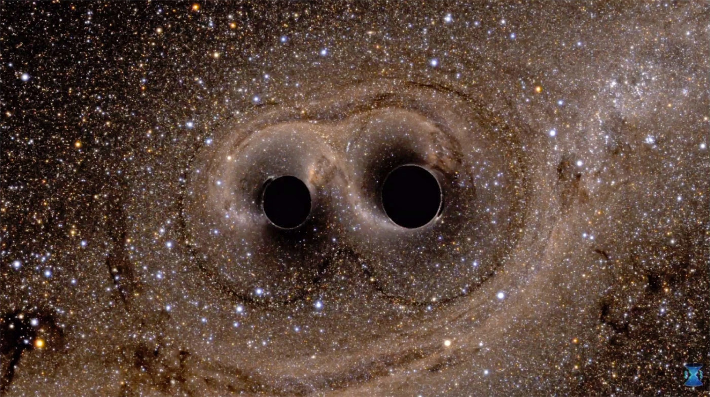 هل اندماج الثقوب السوداء وحده هو ما ينتج الموجات الثقالية ؟