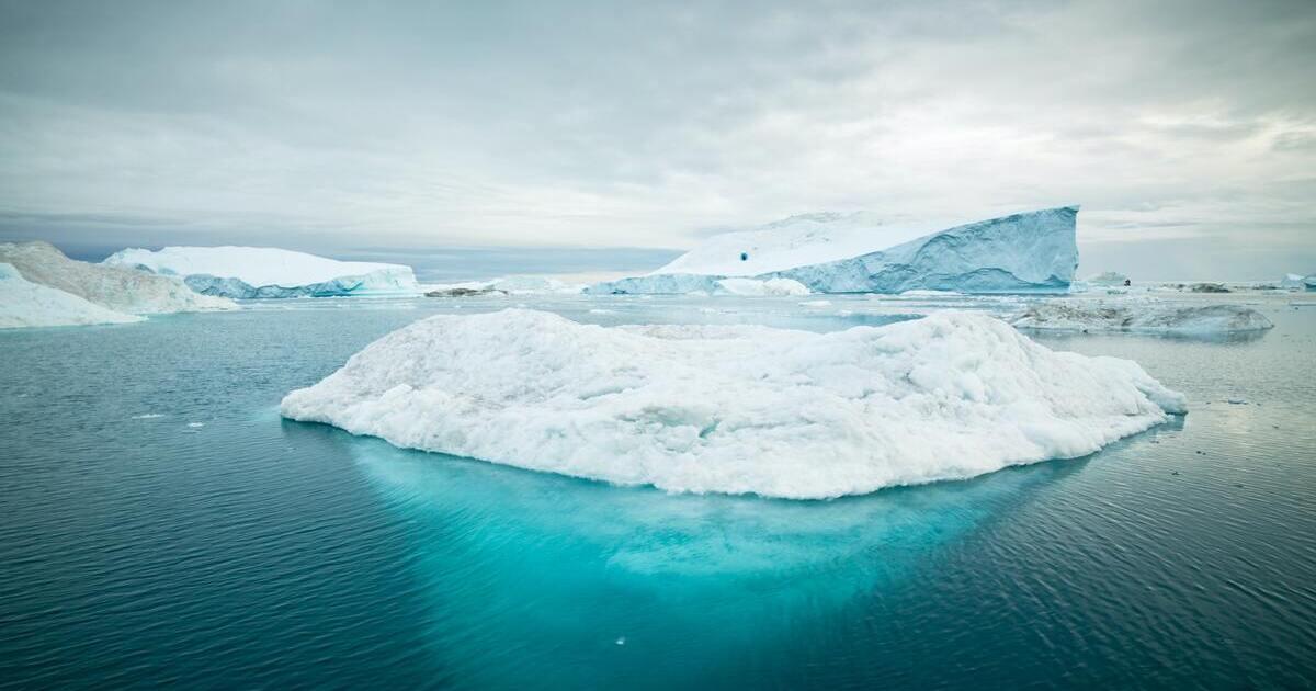 للمرة الأولى في التاريخ المسجل: قمة جرينلاند تتذوق طعم المطر!