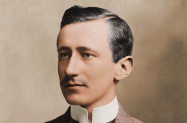 المخترع والمهندس الإيطالي الذي اخترع أول تلغراف لاسلكي بعيد المدى - على ماذا استلم ماركوني جائزة نوبل؟ المخترع الإيطالي غولييلمو ماركوني