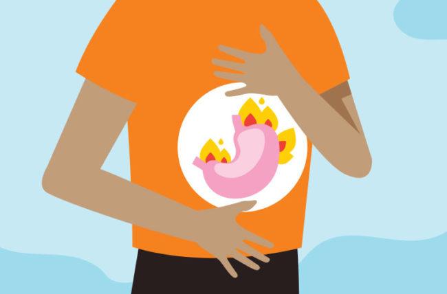 تعرف على أهم الأطعمة التي تكافح الارتجاع المعدي المريئي - الأطعمة التي قد تساعد البعض في علاج حرقة المعدة أو حرقة المريء أو حموضة المعدة