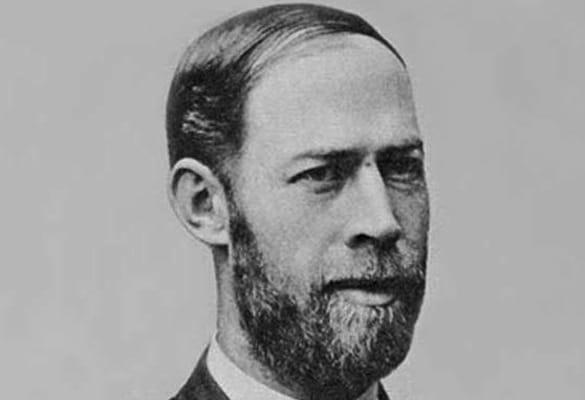مكتشف الموجات الراديوية السيرة الذاتية لـ هاينريش هيرتز 1857 – 1894