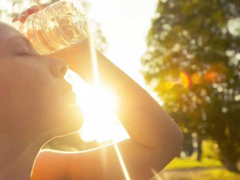 ارتفاع درجات الحرارة مرتبط بتدهور في الصحة العقلية حسب دراسة حديثة