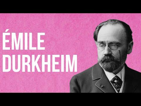 الفيلسوف الفرنسي إميل دوركهايم.. سيرة شخصية