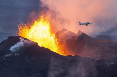 نحو 20 ألف زلزال يضرب آيسلندا، ما قد يسبب انفجار براكينها - الزلازل المتكررة قد تسبب ثوران براكين آيسلندا - الزلازل والبراكين في آيسلندا