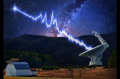موجات راديوية غريبة تتكرر كل 157 يومًا - مكان صدور الموجات الراديوية 121102 - التدفقات الراديوية المتكررة - أغرب ظواهر الكون الفيزيائية