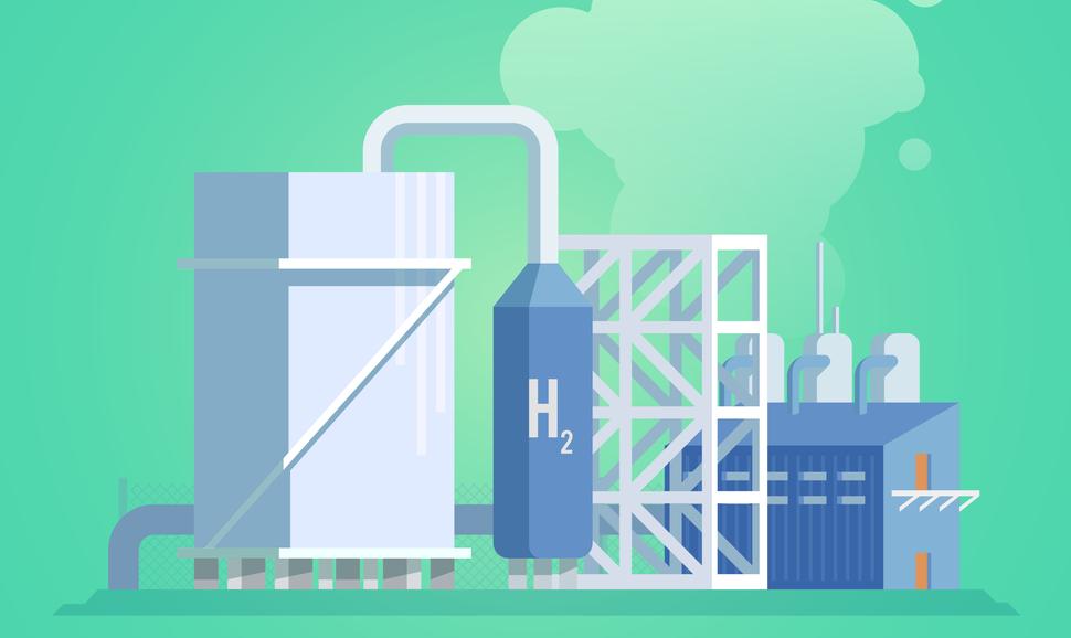 كيف يمكن أن يصبح الهيدروجين الأخضر رخيصًا بما يكفي لينافس الوقود الأحفوري - تخفيض كلفة الهيدروجين الأخضر - أنظمة التوليد الكهروضوئية