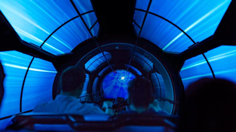 إحدى أغرب أفكار الخيال العلمي - عبور بوابة الثقب الأسود - يمكن أن تتحقق عمليًا !