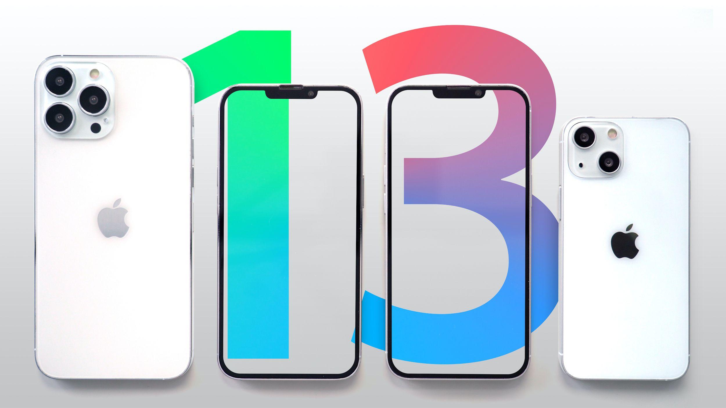 هاتف آيفون 13